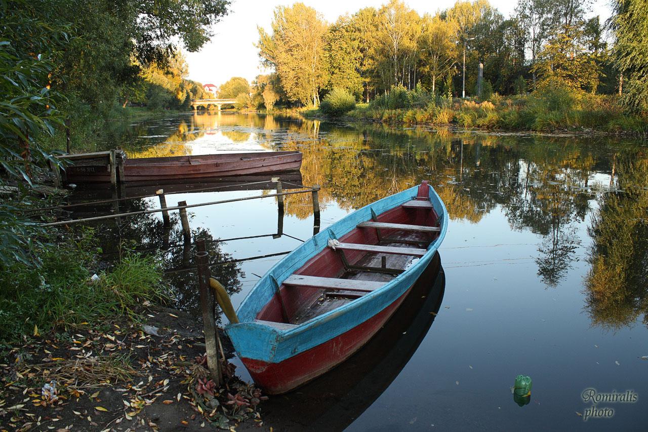 аренда лодки переславль залесский