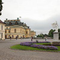 Дворец Дроттнингхольм. Швеция