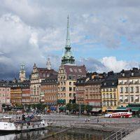 Стокгольм. Швеция (Часть 1)