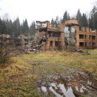 Заброшенный лагерь Ласточка