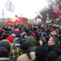 Митинг «За честные выборы»