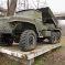 Боевая машина БМ-21, Урал-375Д